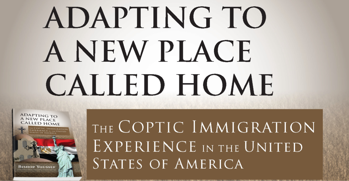 "New Book Release – ""Adapting to a New Place Called Home"" – by H.G. Bishop Youssef"