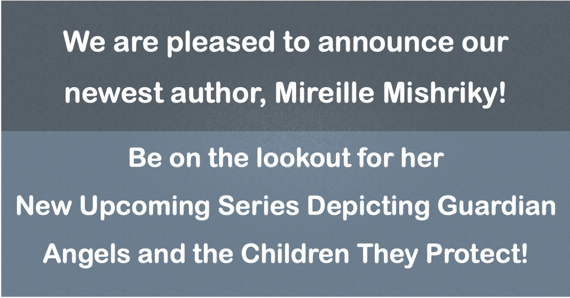 Introducing Our Newest Author: Mireille Mishriky